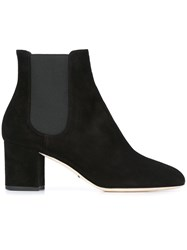 Dolce And Gabbana 'Vally' Chelsea Boots Black