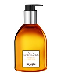 Hermes Eau De Mandarine Ambree Hand And Body Cleansing Gel 10 Oz.