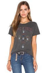 Daydreamer Appetite For Destruction Tee Charcoal