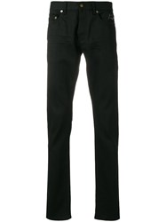 Saint Laurent Classic Slim Fit Jeans Black
