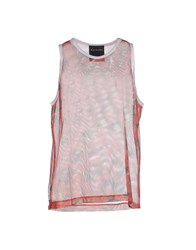 Nhivuru Topwear Vests Women Red
