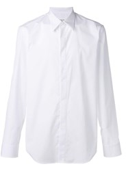 Maison Martin Margiela Pointed Collar Shirt White