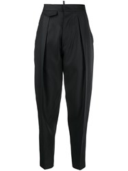 Dsquared2 High Waisted Harem Trousers 60