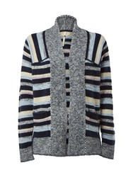 White Stuff French Poet Cardigan Multi Coloured Multi Coloured