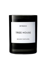 Byredo 70Gr Tree House Scented Candle Transparent
