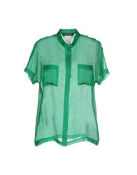 Pennyblack Shirts Shirts Women Green