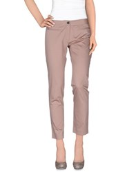 Hoss Intropia Trousers Casual Trousers Women Skin Colour