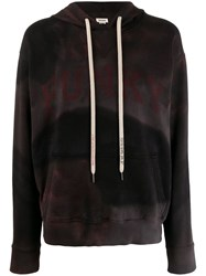 Zadig And Voltaire Spencer Tie Dye Hoodie Black