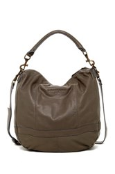 Liebeskind Ramonac Leather Handbag Gray
