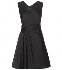 Marc By Marc Jacobs Drape Cocktail Prom Dress Black