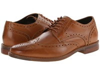Rockport Style Purpose Wingtip Tan Men's Lace Up Wing Tip Shoes