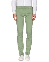 Entre Amis Trousers Casual Trousers Men Military Green