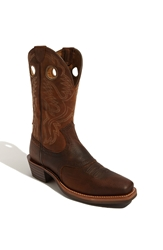Ariat 'Heritage Roughstock' Boot Online Only Men Oiled Brown