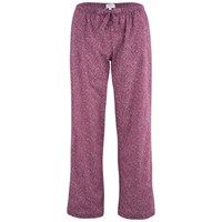 Derek Rose Women's Dixie 1 Trousers Berry Red Pink