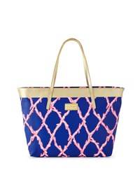 Resort Tote Multi Colors Lilly Pulitzer