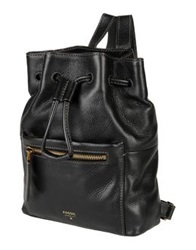 Fossil Backpacks And Fanny Packs Black