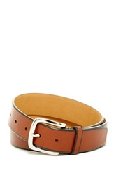 Cole Haan Full Grain Leather Belt Brown