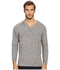 Marc Jacobs Olympia Knit Sweater Grey Men's Sweater Gray