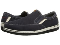 Dunham Fitsync Navy Men's Slip On Shoes