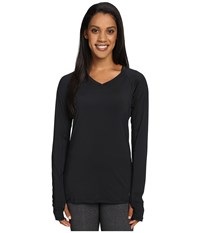 Skirt Sports Free Flow Long Sleeve Black Women's Clothing