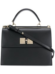 Giorgio Armani Shoulder Bag Black