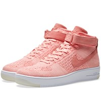 Nike W Air Force 1 Flyknit Pink