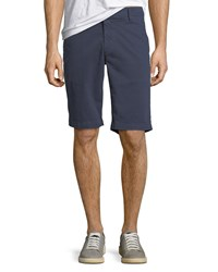 Ag Jeans Griffin Flat Front Shorts Night Sky