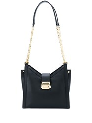 Michael Kors Whitney Small Shoulder Bag Black
