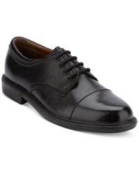 Dockers Men's Gordon Cap Toe Oxford Men's Shoes Black