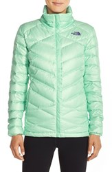 The North Face Women's 'Aconcagua' Down Jacket Surf Green