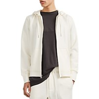 Rag And Bone Cotton French Terry Hoodie Ivorybone