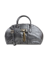 Blugirl Blumarine Handbags Steel Grey