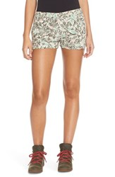 Patagonia Women's 'Barely Baggies' Shorts Bleached Stone