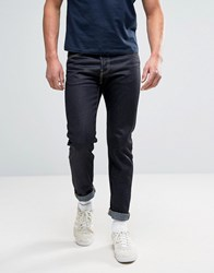 Edwin Ed 80 Slim Tapered Jean Unwashed Unwashed Blue