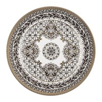 Versace 25Th Anniversary Marqueterie Plate Limited Edition