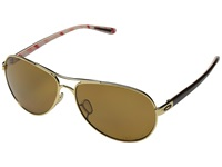 Oakley Feedback Pol Gold W Bronze Polar Sport Sunglasses