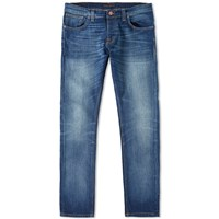 Nudie Jeans Grim Tim Jean Blue