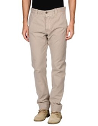 Guess Casual Pants Dove Grey