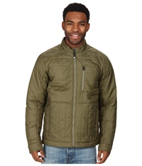 The North Face Chase Jacket Burnt Olive Green Men's Coat