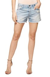 Sanctuary Women's Chelsea Ripped Denim Shorts