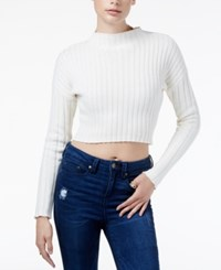 Guess Ribbed Crop Top Scuffy