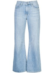Eve Denim Bootcut Jeans Blue