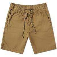 Save Khaki Light Twill Easy Short Brown