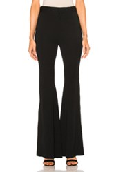 Givenchy Flare Trousers In Black