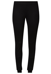 S.Oliver Trousers Black
