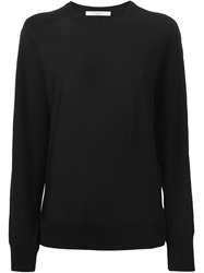 Givenchy Loose Fit Sweater Black