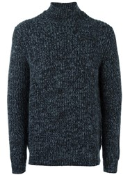 Alexander Wang T By Funnel Neck Jumper Black