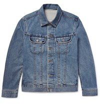 A.P.C. Denim Jacket Blue
