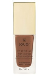 Jouer Essential High Coverage Creme Foundation Toffee