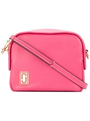 Marc Jacobs Mini Squeeze Crossbody Bag Pink And Purple